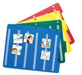 Picture Exchange Communication folder