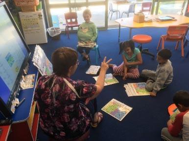 AAC in a classroom