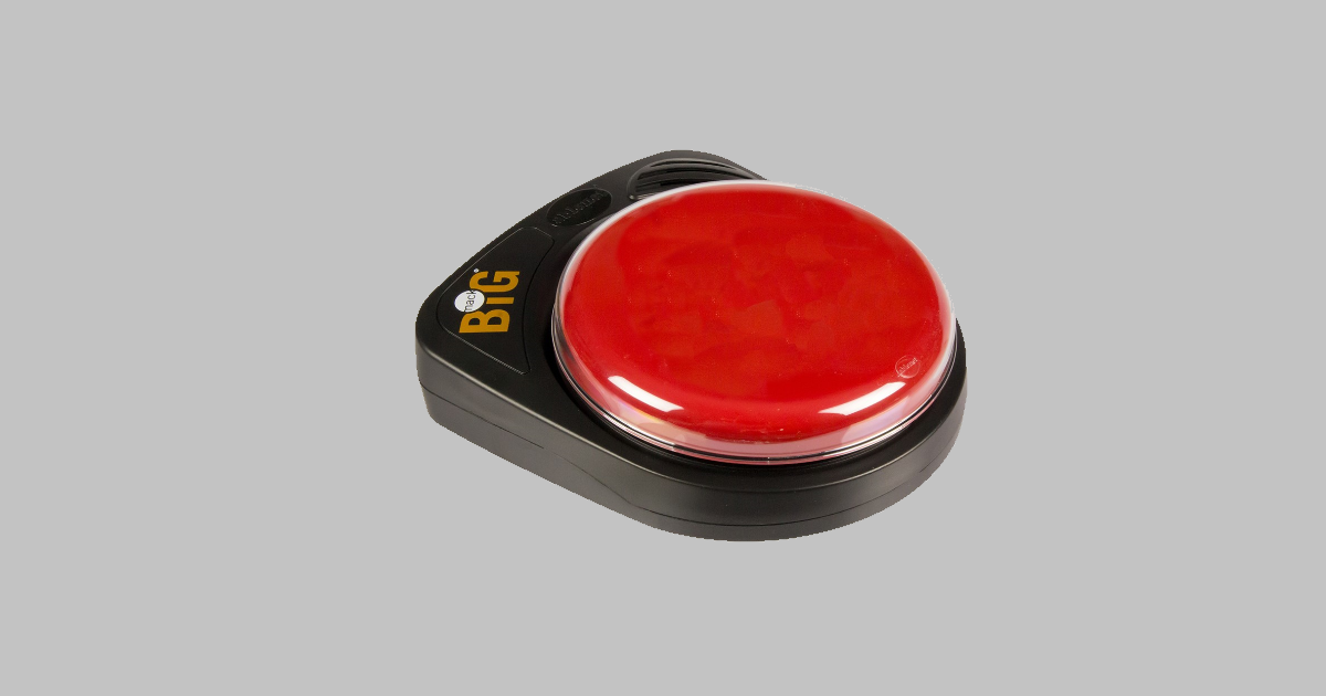 AbleNet big red button switch