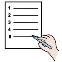 symbol for list